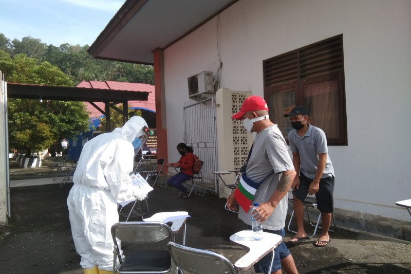 Dinkes Papua terapkan semi rumah sakit di BPSDM untuk karantina ODP