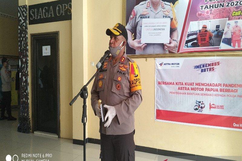 """Kapolda Papua: Pelaku penembakan tenaga medis di Wandai mengaku """"tentara hutan"""""""