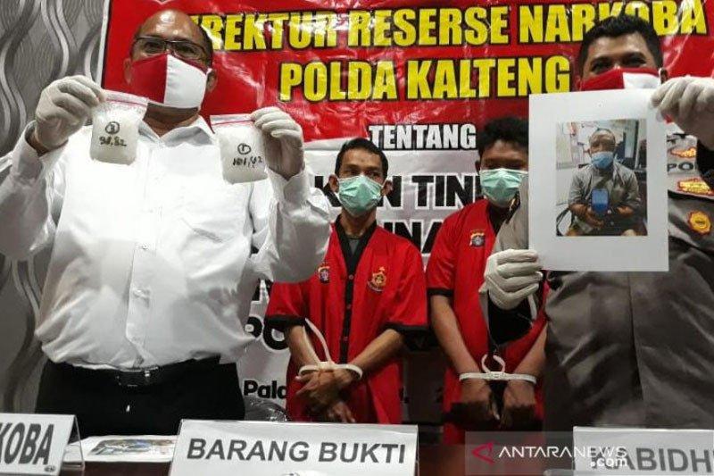 Napi Pangkalan Bun kendalikan narkoba satu provinsi