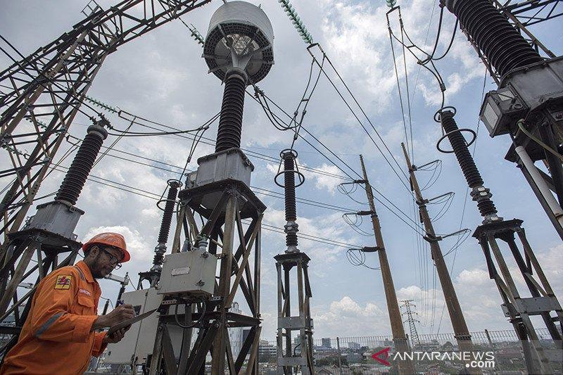PLN membukukan penjualan tenaga listrik 181.638 GWh