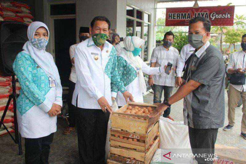 Jateng kucurkan bantuan untuk UMKM terdampak COVID-19 di Pekalongan