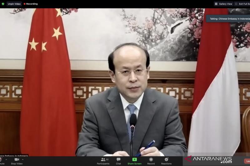 China segera kirim bantuan alkes gelombang kedua untuk Indonesia