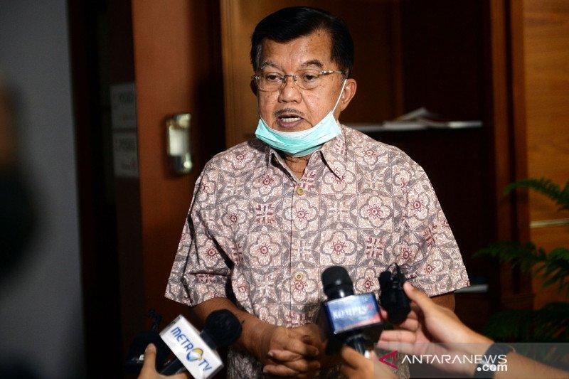JK anjurkan Shalat Jumat bergelombang sesuai Fatwa MUI DKI 2001