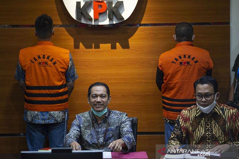 Saat tangkap mantan Sekretaris MA Nurhadi, KPK amankan tiga kendaraan mewah