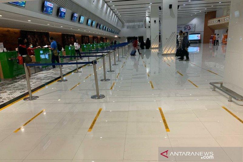 BPS sebut jumlah penumpang  pesawat melalui Solo turun
