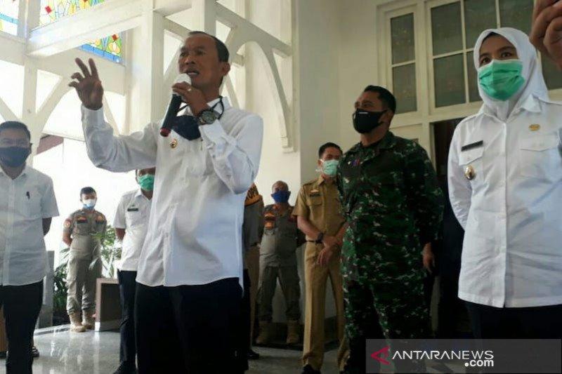 Kota Palembang resmi perpanjang PSBB hingga 16 Juni 2020
