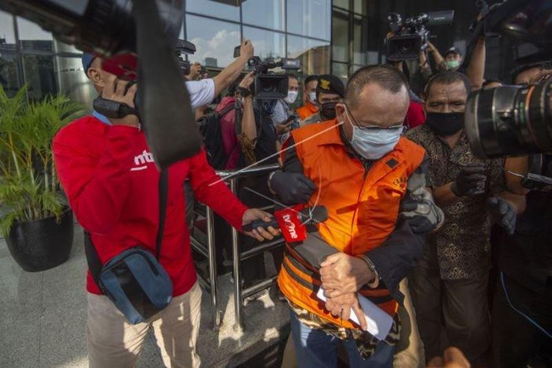 Penyidik KPK Tangkap Tersangka Gratifikasi Nurhadi