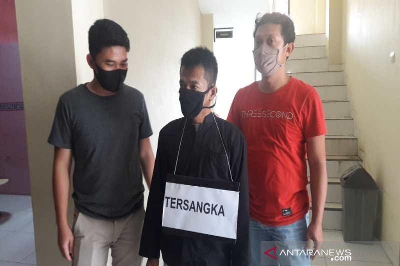 Polres Temanggung rekonstruksi kasus dugaan pembunuhan anak