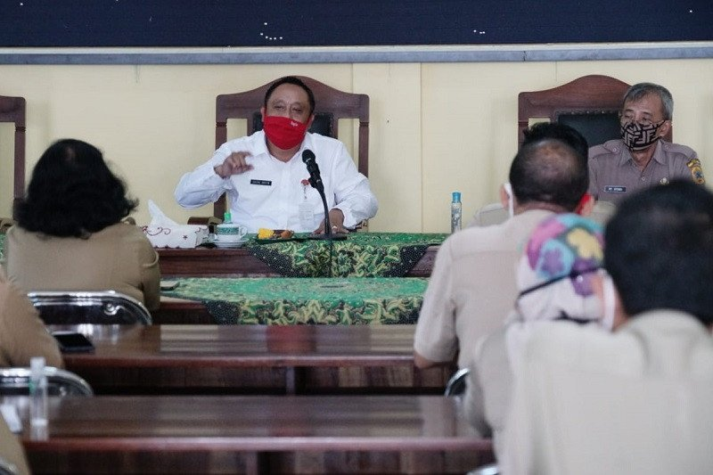 Pemkab Pati dorong penguatan sektor pangan untuk menyerap tenaga kerja