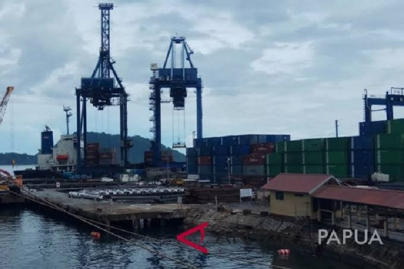 BPS: Tidak ada penumpang di pelabuhan Papua selama pandemi COVID-19