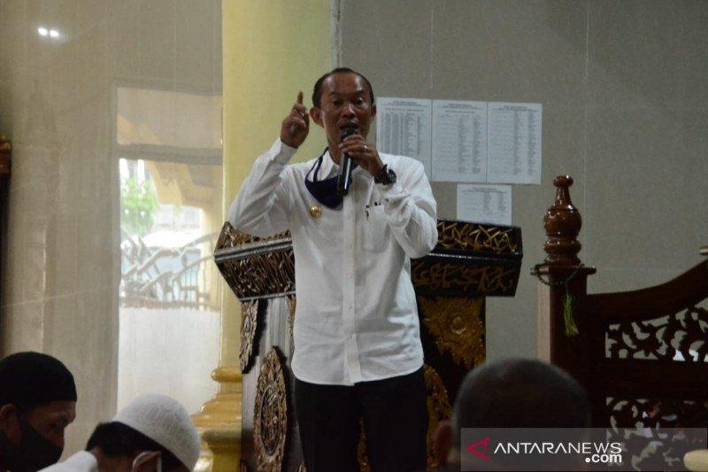 Kota Palembang galakkan tata cara ibadah menuju normal baru