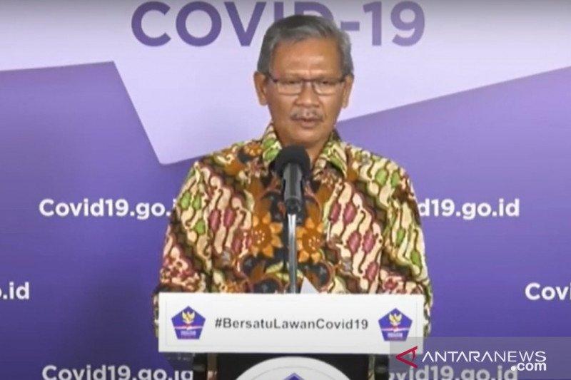 Jubir : Pasien sembuh dari COVID-19 terus bertambah 471 jadi 8.406 orang