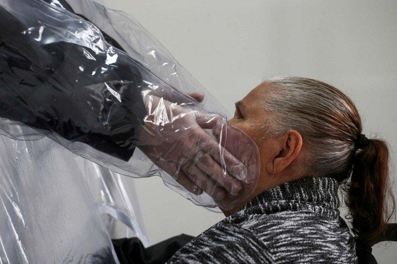 Rekor kematian harian akibat COVID-19 terjadi di Brazil lagi