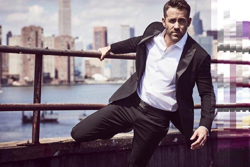 Aktor Hollywood Ryan Reynolds donasikan Rp2,8 miliar perangi rasisme