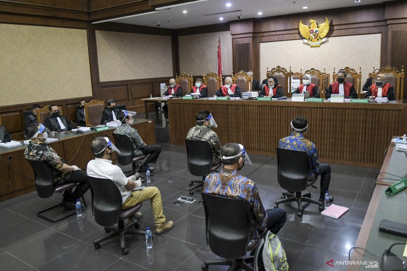 Mantan Direktur Keuangan Jiwasraya: Direksi menerapkan rencana cadangan