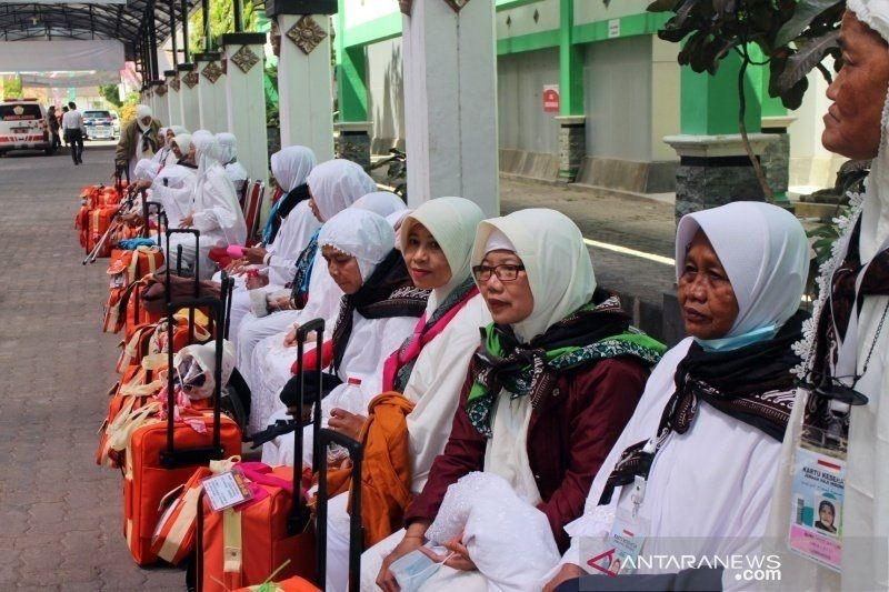 317 calon haji Kota Yogyakarta batal berangkat pada 2021