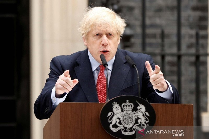 PM Boris Johnson ingatkan China: Inggris tidak akan tinggalkan Hong Kong