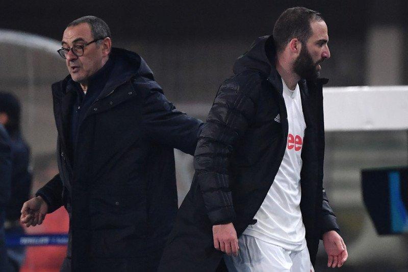 Juventus resmi berpisah dengan Gonzalo Higuain