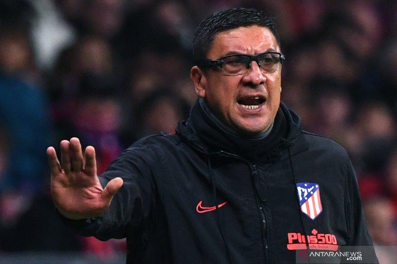 Burgos berencana tinggalkan Atletico Madrid kejar mimpi jadi pelatih