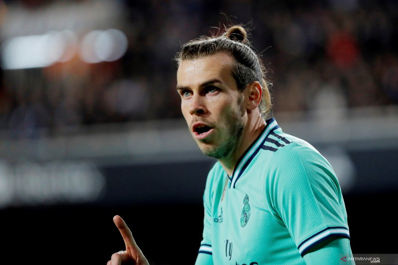 Bale berada di ambang pintu keluar Real Madrid