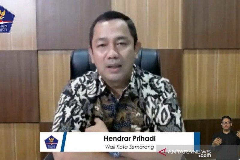 Tren COVID-19 di Kota Semarang meningkat, PKM diperpanjang