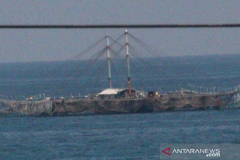 Nelayan tak melaut karena kesulitan umpan