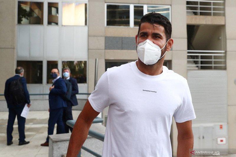 Penyerang Atletico Madrid Diego Costa divonis enam bulan penjara karena penggelapan pajak