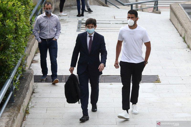 Atletico putus kontrak dengan Diego Costa