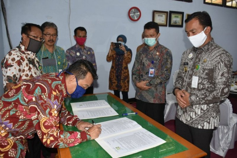 Puluhan UMKM Batang ajukan relaksasi ke Bapera