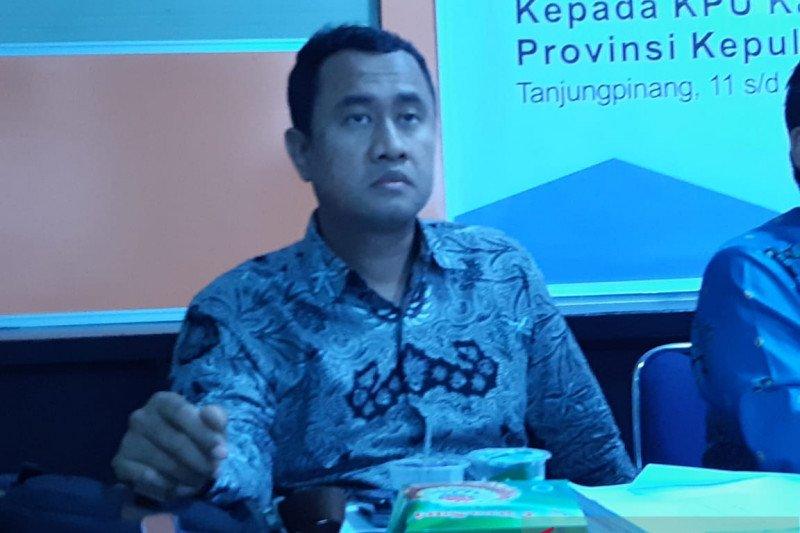 KPU Kepri bantah  isu penambahan anggaran pilkada