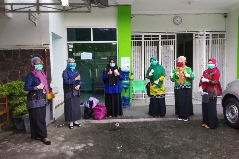 Pasien 03 Kota Metro dinyatakan sembuh