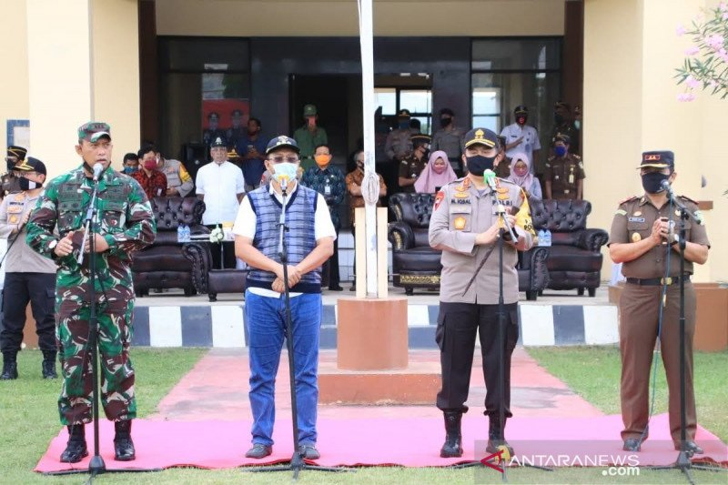 Gubernur apresiasi kinerja TNI/Polri kawal COVID-19 NTB