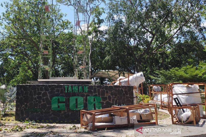 Patung Soekarno akan berdiri di Kota Palu