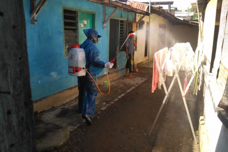 Pasien Corona kabur di Lombok Barat berhasil dijemput kembali