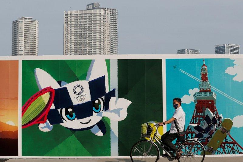 Setengah penduduk Tokyo tolak Olimpiade pada 2021