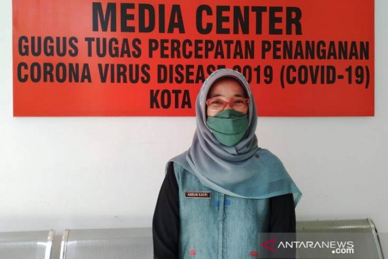 Follow Health Protocol First Patient Covid 19 Finally Recovered In Solok City Antara Sumbar