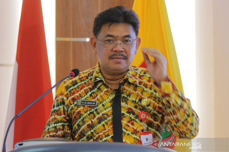 In one day South Kalimantan COVID-19 case increases by 109