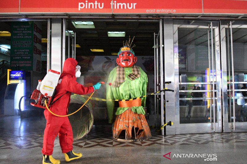 Upaya Jakarta ramah wisata belanja di tengah pandemi corona