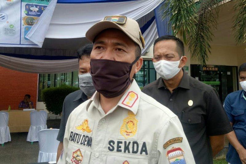 PSBB Palembang: warga boleh berkumpul asal 50 persen kapasitas ruangan