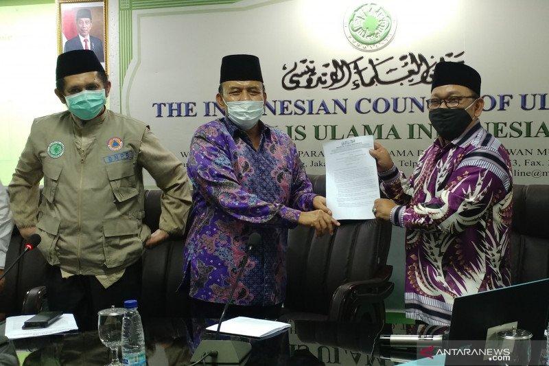 Dewan Masjid Indonesia disebut ikut fatwa MUI terkait shalat Jumat