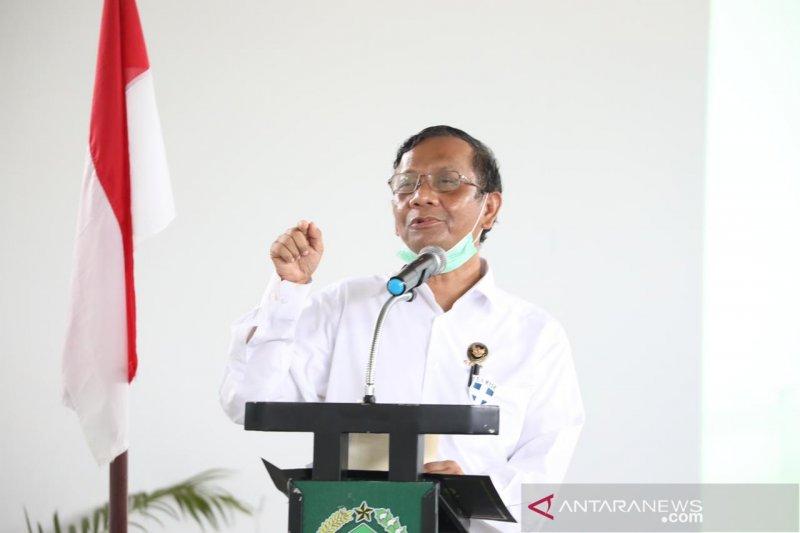 Mahfud MD bersyukur pasien COVID-19 di RSKI Pulau Galang sembuh