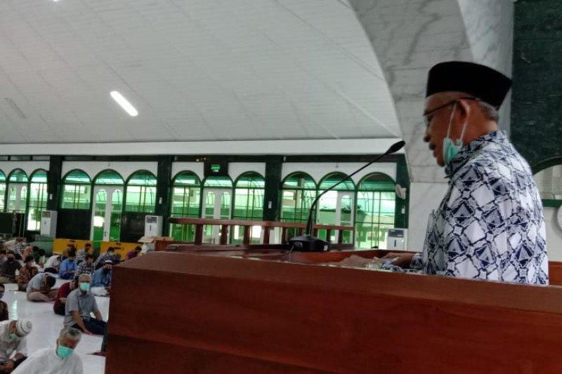 Kemenag Sleman : Rumah ibadah diharapkan jadi contoh yang baik pencegahan corona