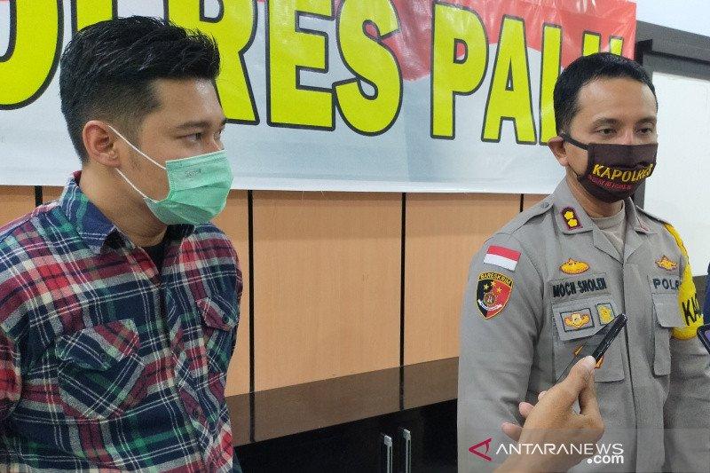 Polisi tangkap lima napi asimilasi terlibat kejahatan di Palu