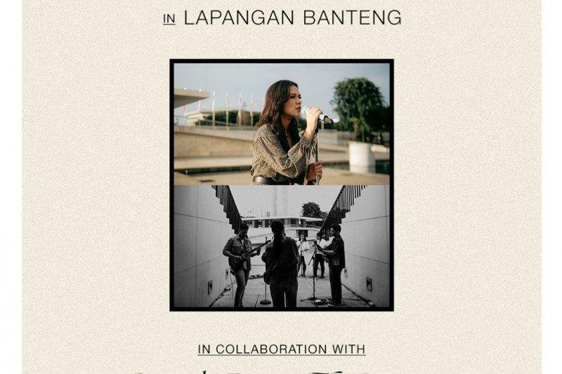 "Penyanyi Raisa rilis audio lagu ""Live In Lapangan Banteng"""