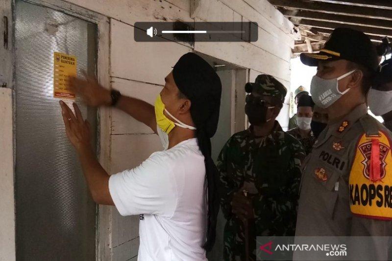 25 keluarga di Batang terdampak COVID-19  tolak BST