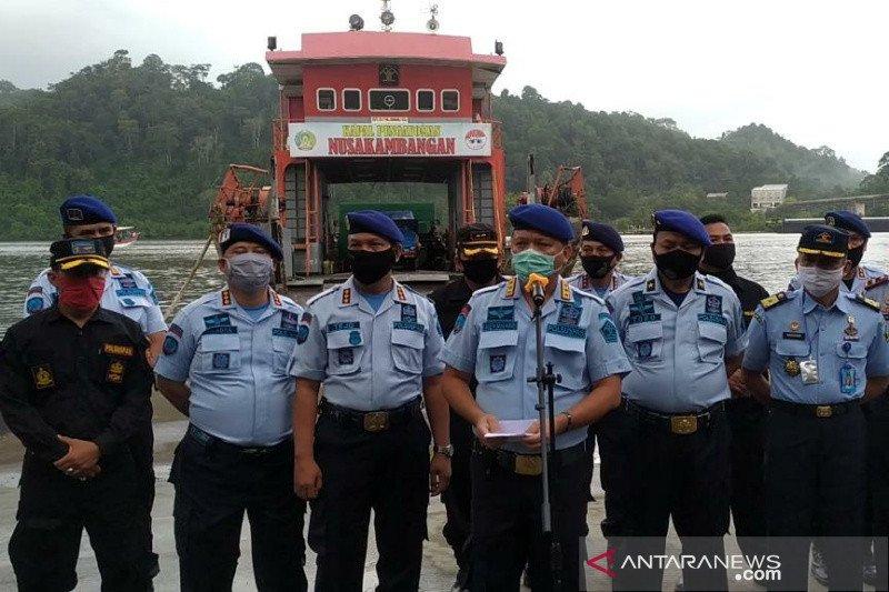 41 narapidana bandar narkoba dipindahkan ke Nusakambangan