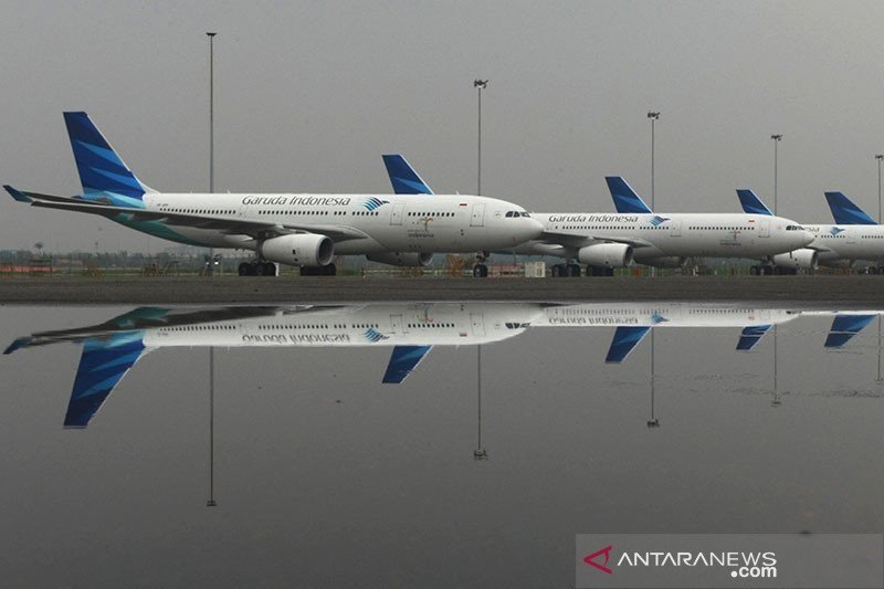 Garuda tunda datangkan 4 pesawat Airbus dan 49 Boeing tahun ini