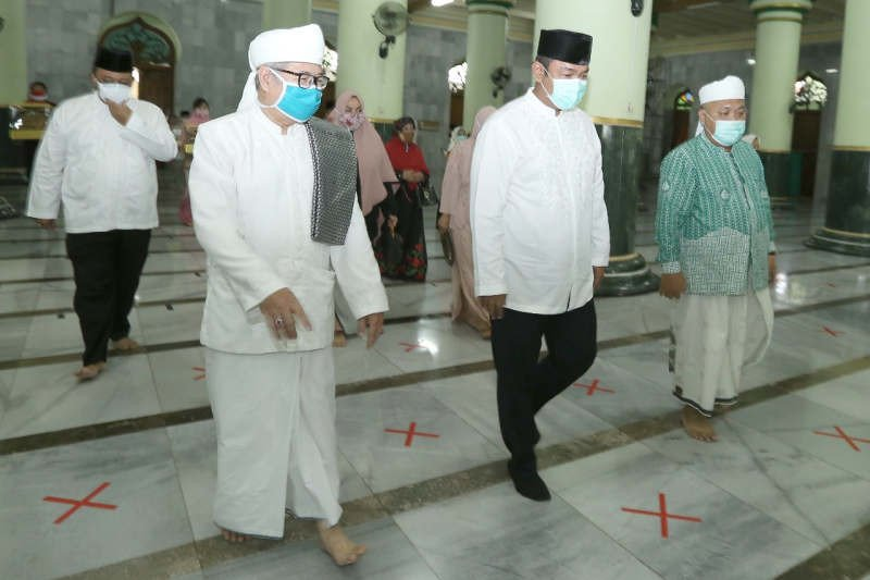 Pemkot Semarang bolehkan tempat  ibadah kembali buka