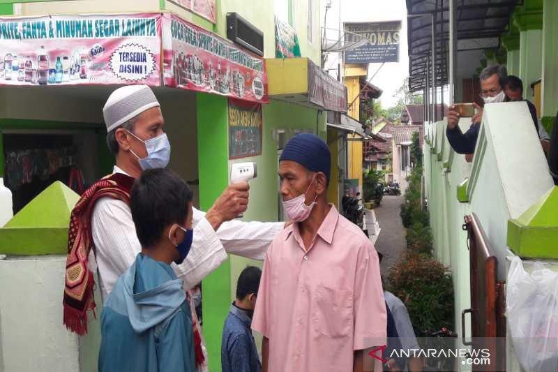 Masjid Agung Kota Magelang mulai  selenggarakan Shalat Jumat
