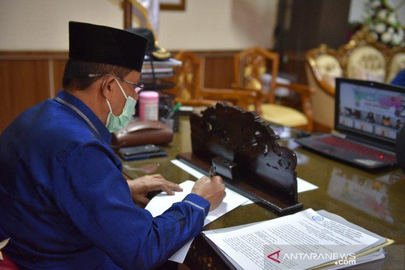 Wagub Sulteng minta kabupaten/kota agar beri perhatian khusus pada lansia
